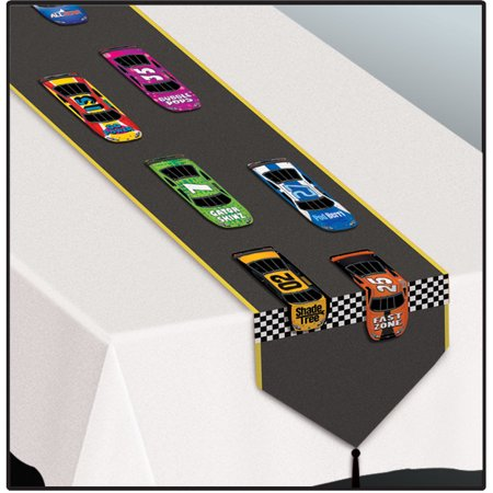 Printed Racing Table Runner (Pack of 12)