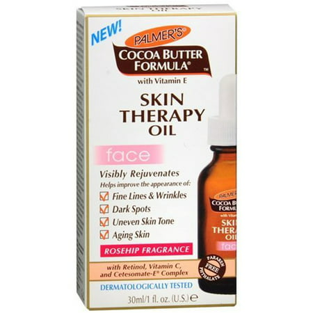 Palmer's Cocoa Butter Formula Skin Therapy Oil for Face 1