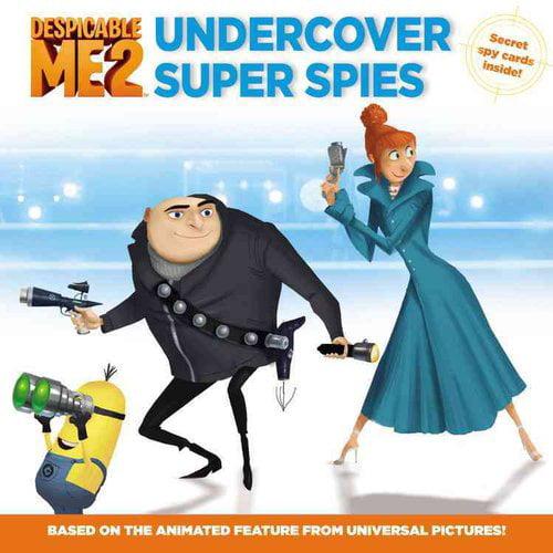 Undercover Super Spies
