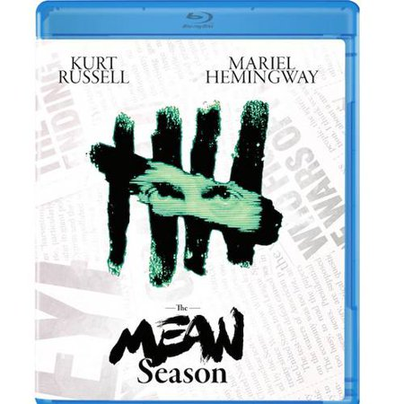 The Mean Season (Blu-ray) (Widescreen)