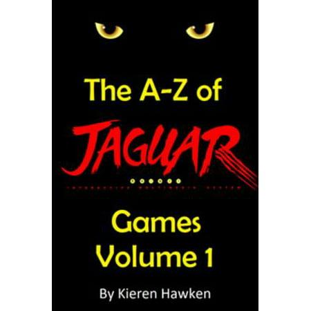 The A-Z of Atari Jaguar Games - Volume 1 - eBook