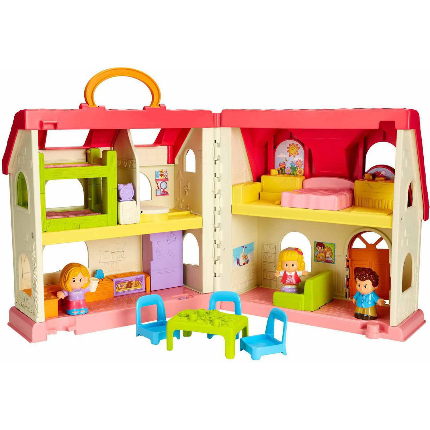 Little People Surprise Sounds Home Walmart Com