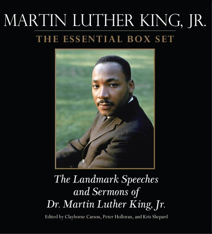 Martin Luther King: The Essential Box Set : The Landmark Speeches and Sermons of Martin Luther King, Jr.