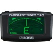 Boss TU-01 Chromatic Clip-On Tuner