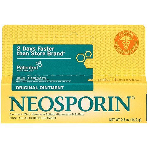 Neosporin Original Antibiotic Ointment, .5 oz