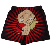 Family Guy Mens Sexy Party Valentine's Day Boxers Stewie Griffin Boxer Shorts
