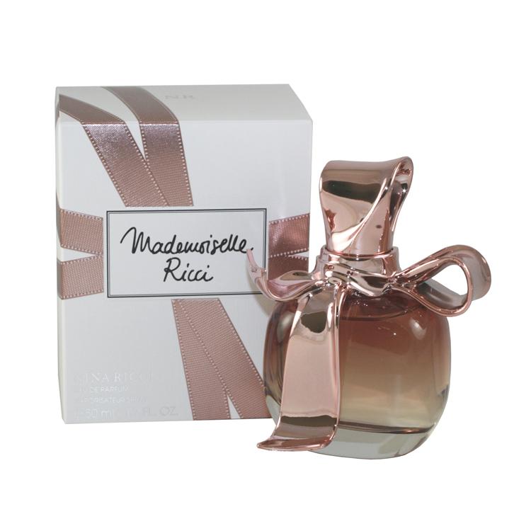 Mademoiselle Ricci Eau De Parfum Spray 1.7 Oz / 50 Ml