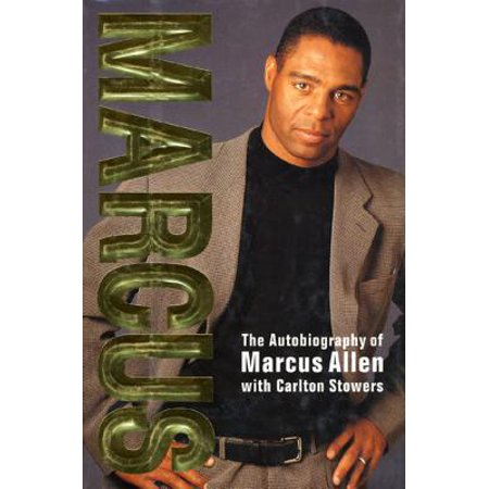 Marcus Allen Autograph - Marcus - eBook