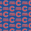 Chicago Cubs Cotton Fabric