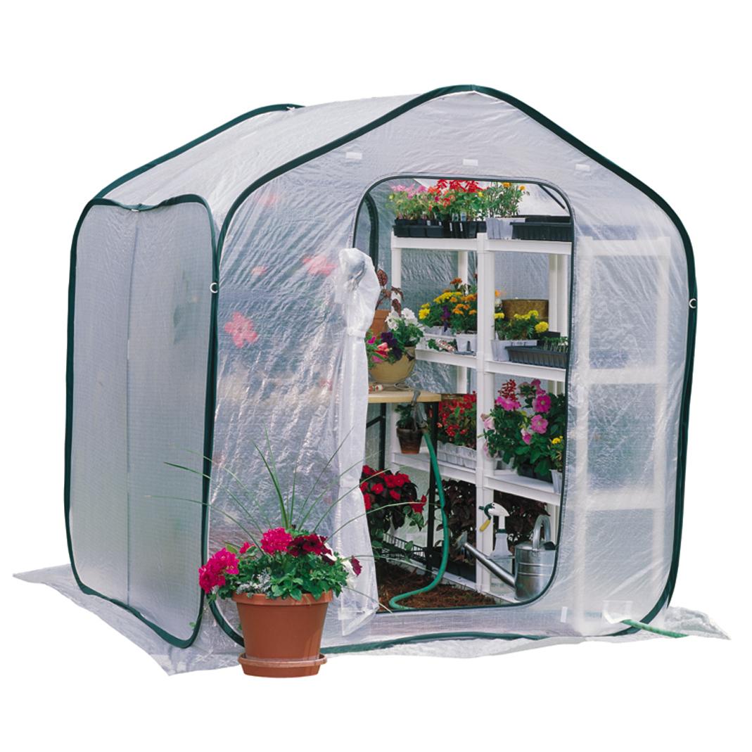 Flowerhouse FHSP300 6' Portable Springhouse Greenhouse by FLOWERHOUSE - WHSE