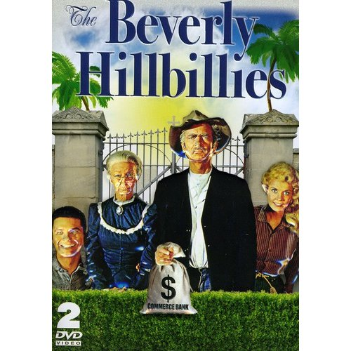 THE BEVERLY HILLBILLIES [DVD BOXSET] [TIN CASE] [2011] [2 DISCS] [REGION 0]