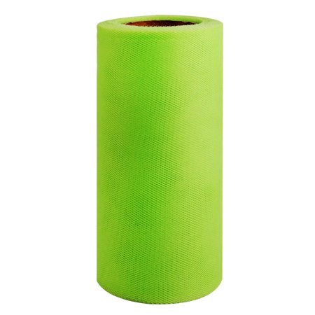 CYNDIE Hot Sale New 6 x 100 Yards Tulle Rolls Spool Tutu Wedding Gift Craft Party Bow 15cm 300FEET Best Price Gift Emerald