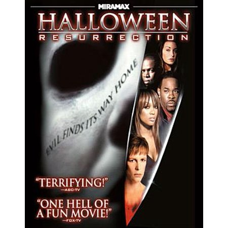 HALLOWEEN: RESURRECTION [BLU-RAY]](Halloween Resurrection Cast)