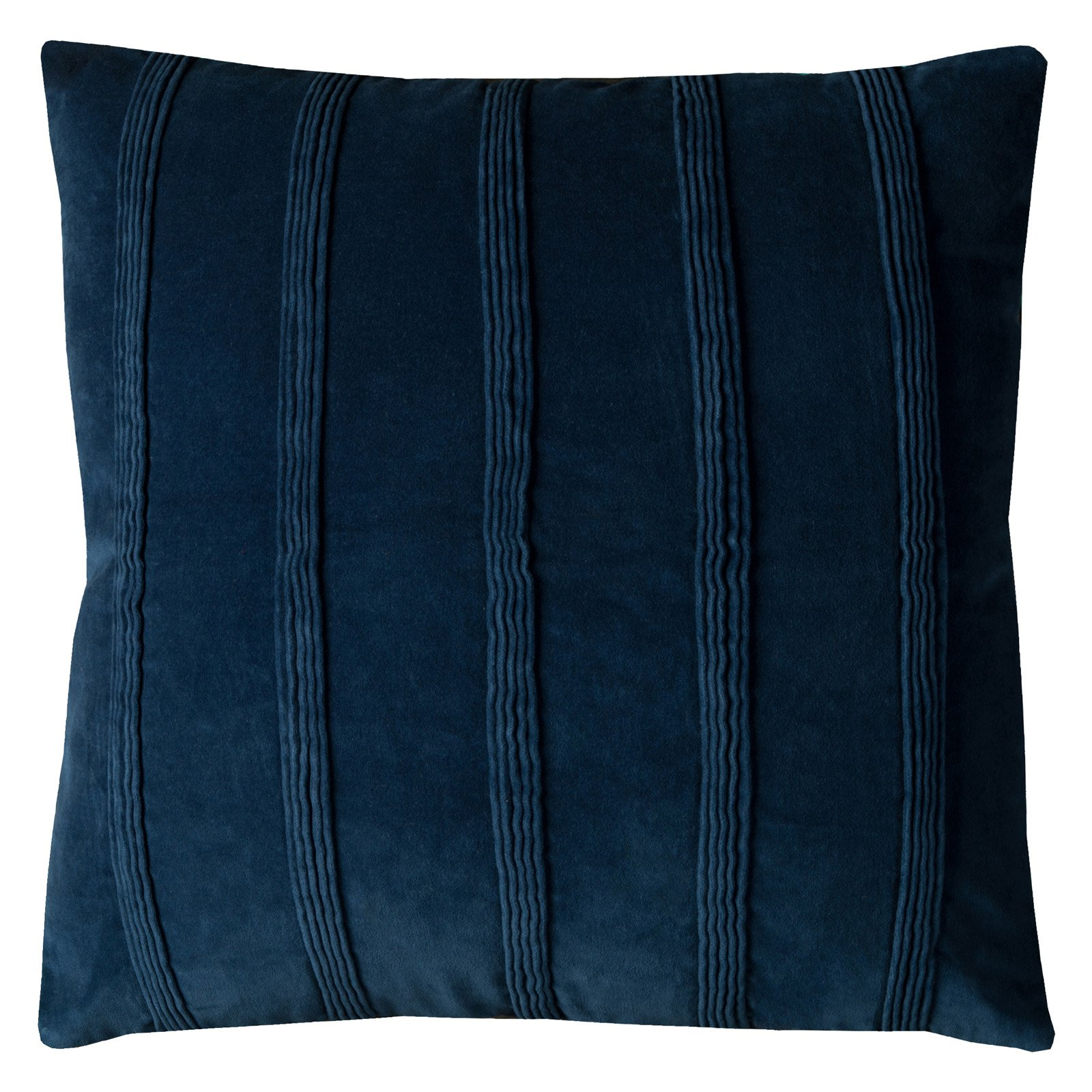 "Rizzy Home T10682 22"" x 22"" Throw Pillow with Zipper Closer"