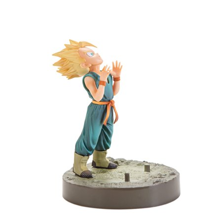 Dragon Ball Z Dramatic Showcase 4th Season Vol. 2 Super Saiyan Trunks PVC Figure