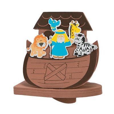 IN-13742617 3D Floating Noah's Ark Craft - Noah Craft