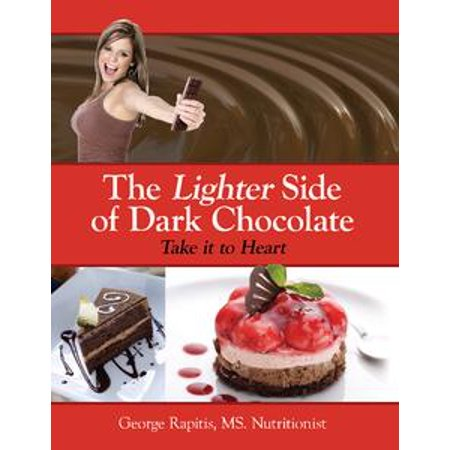 The Lighter Side of Dark Chocolate - eBook (Baby Cigars Chocolate)