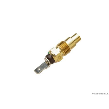 genuine w0133-1639846 engine coolant temperature sender for mercury /  nissan - walmart com