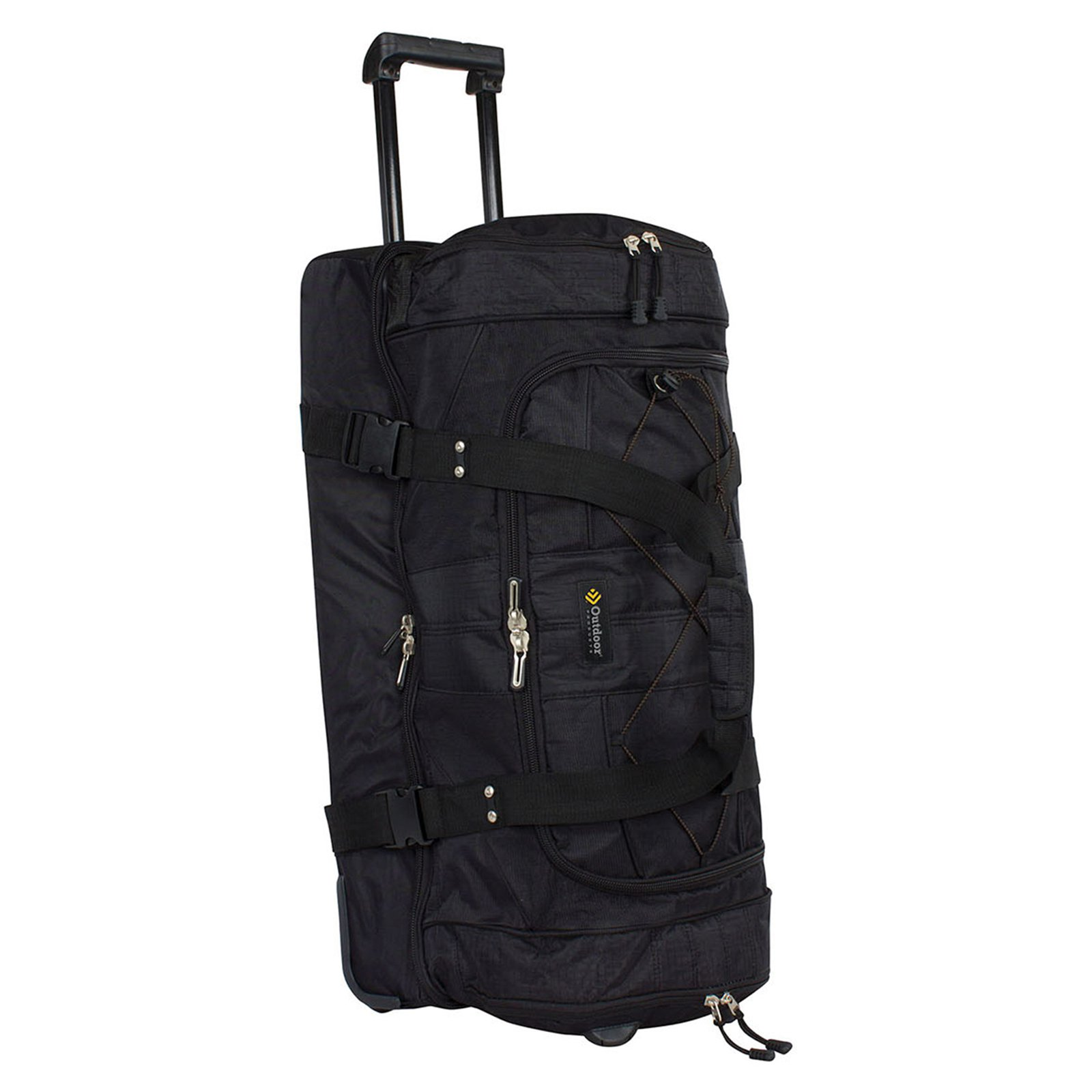 Outdoor Products LaGuardia Rolling Travel Bag by Outdoor Products