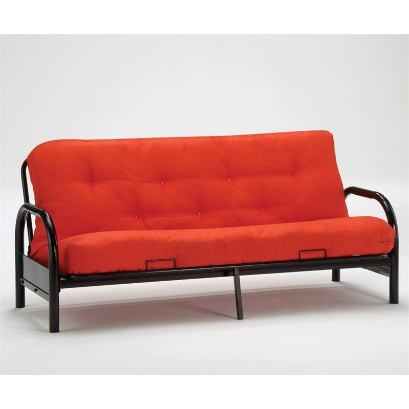Bernards Futon Frame in Red