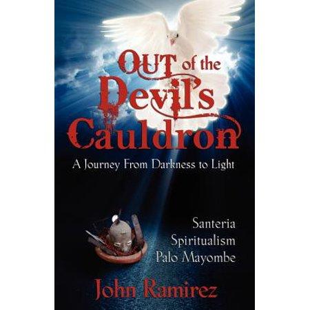 Out of the Devil's Cauldron - Mini Cauldron