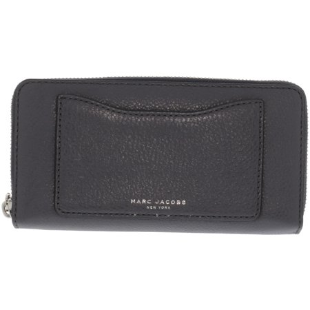 Marc Jacobs Women's Recruit Standard Continental Leather Wallet - - Marc Jacobs Quilted Wallet