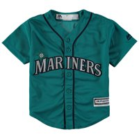 829d49be0 Product Image Seattle Mariners Majestic Preschool Cool Base Official Team  Jersey - Aqua