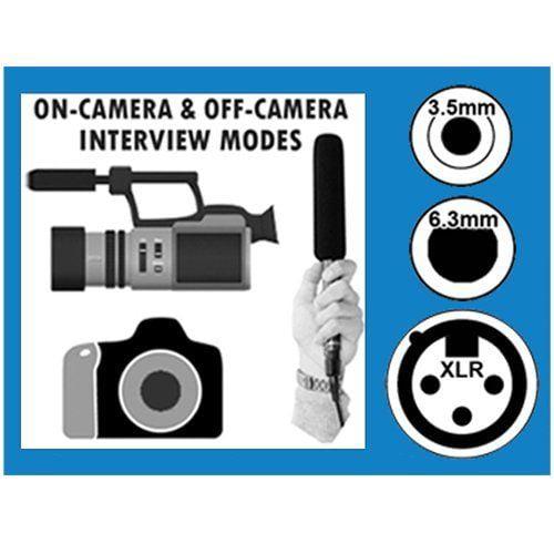 Nikon DL24-500/ Digital Camera External Microphone