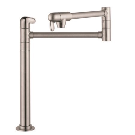 Allegro Single - Hansgrohe Allegro E Single Handle Deck Mounted Pot Filler