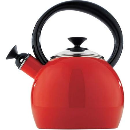 Copco Camden Red 1.5qt Tea Kettle
