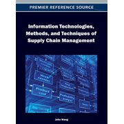 Information Technologies, Methods, and Techniques of Supply Chain Management - eBook