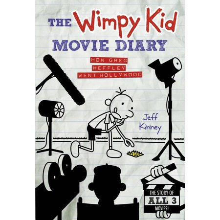 The Wimpy Kid Movie Diary (Dog Days revised and expanded edition) - eBook (Diary Of A Wimpy Kid Dog Days)