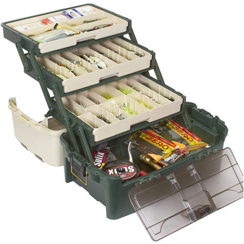 Plano Tackle Systems Hybrid Hip 3 Tray Box by Plano