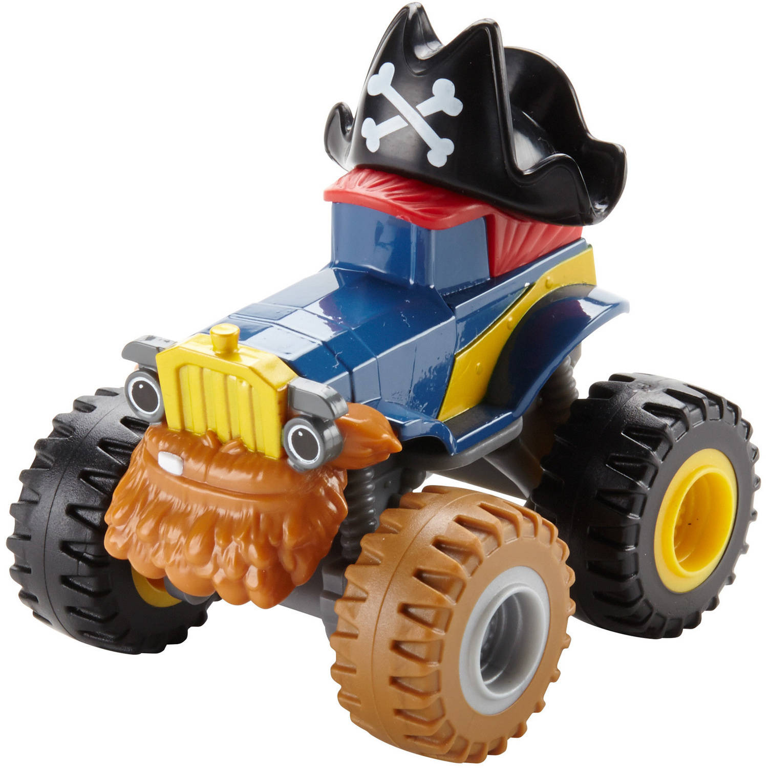 Nickelodeon Blaze and the Monster Machines Pegwheel Pete Diecast Car by Nickelodeon Blaze and the Monster Machines