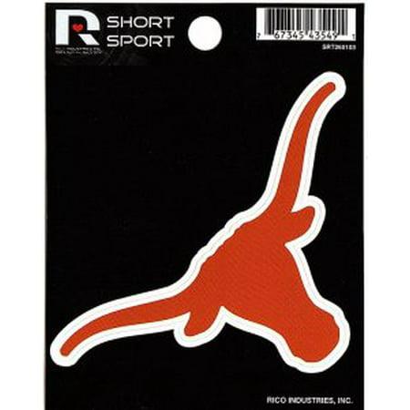 Texas Longhorns Short Sport Decal