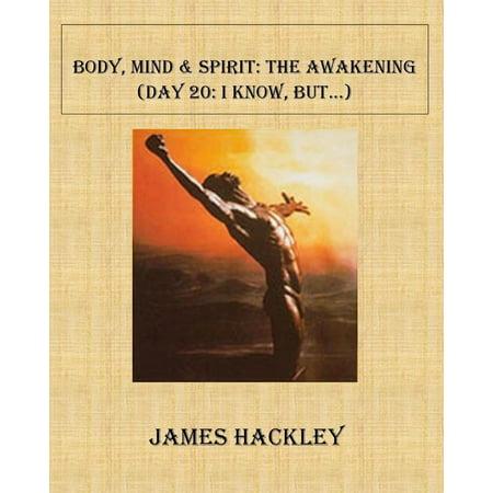 I Spirit Halloween (Body, Mind & Spirit: The Awakening (Day 20: I Know, But...) -)