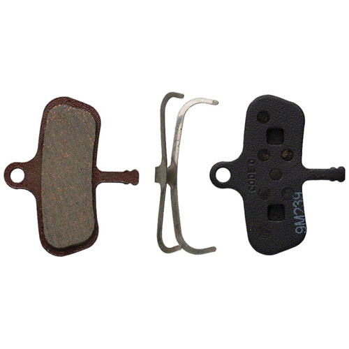 Avid Code Pre-2011 Brake Pad Set, Organic Compound