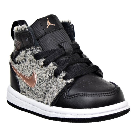 521e2742b6fdc Jordan - Jordan 1 Retro High GT Toddler's Shoes Black/Metallic ...