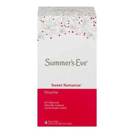 Gel Douche (Summer's Eve Douche Sweet Romance, 18 Oz, 4)