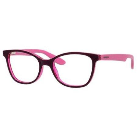 Valet Cherry (CARRERA Eyeglasses CARRERINO 50 0HMM Violet Cherry Pink 49MM )