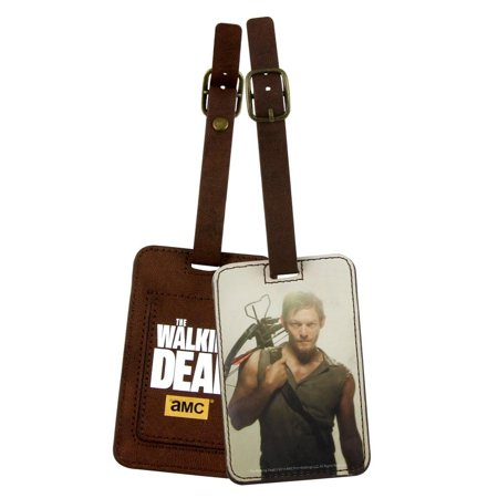 Walking Dead Daryl Dixon Luggage Tag - image 1 of 1