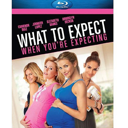What To Expect When You're Expecting (Blu-ray) (With INSTAWATCH) (Widescreen)