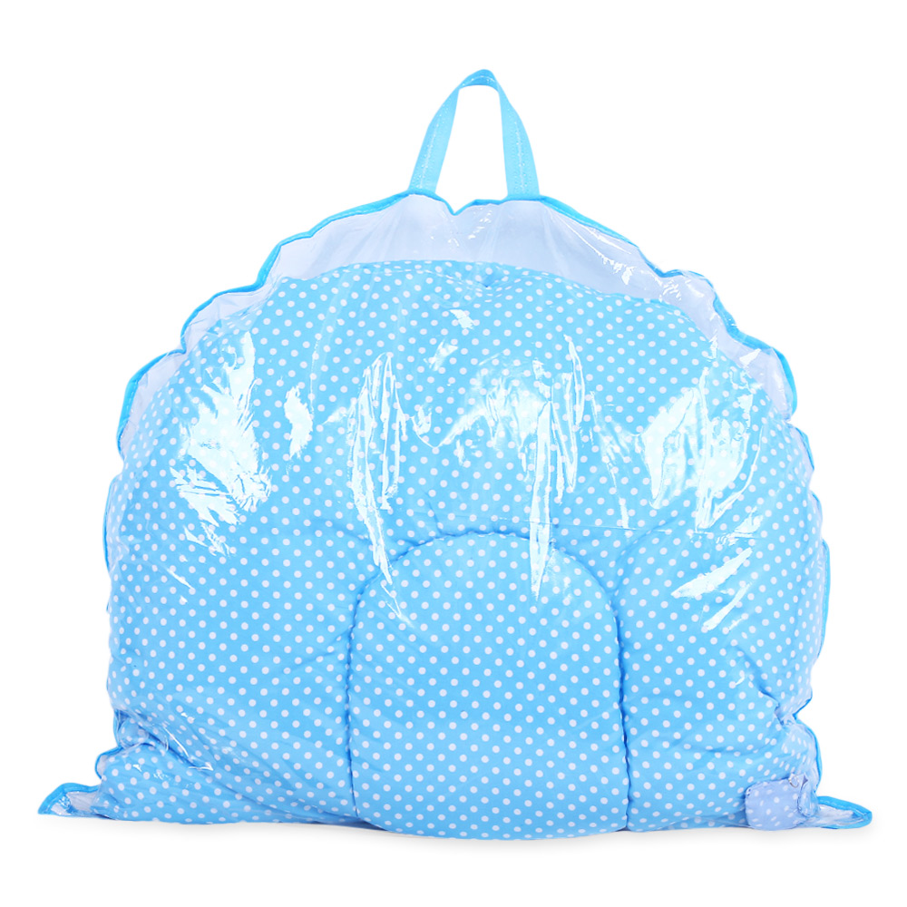 Blue Rayiisuy Foldable and Portable Travle Baby Bed Mosquito Net ...