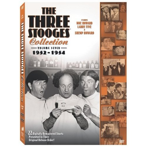 The Three Stooges Collection: 1952-1954 (Full Frame, Widescreen)