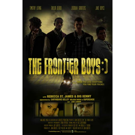 The Frontier Boys Movie Poster (11 x 17)
