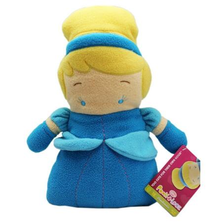 Disney Princess Plush - Disney Princess' Cinderella Pook-a-Looz Ragdoll Plush Toy (11in)