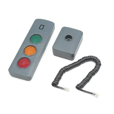 Garage Parking Aids (Three Lamps Display Car Garage Parking Indicator Auxiliary System w  Adaptor)