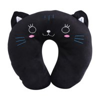 Ccdes Travell Pillow, U Animal Pillow,Animal Travel Neck PP Cotton Pillow Soft U Shaped Car Head Rest Toy Cushion