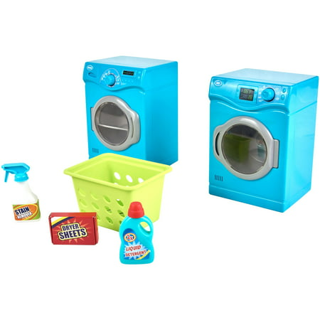 Dollhouse Clothing (My Life As 6-Piece Laundry Room Play Set, for 18