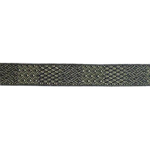 "Ruban Nubian Ribbon 5/8""X27 Yards-Beige Multi"